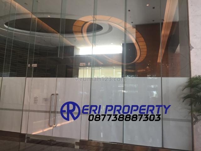 Ruang Kantor Lantai Dasar Equity Tower ex Bank CCBI Sudirman SCBD Jakarta Selatan, Sudirman, Jakarta Selatan