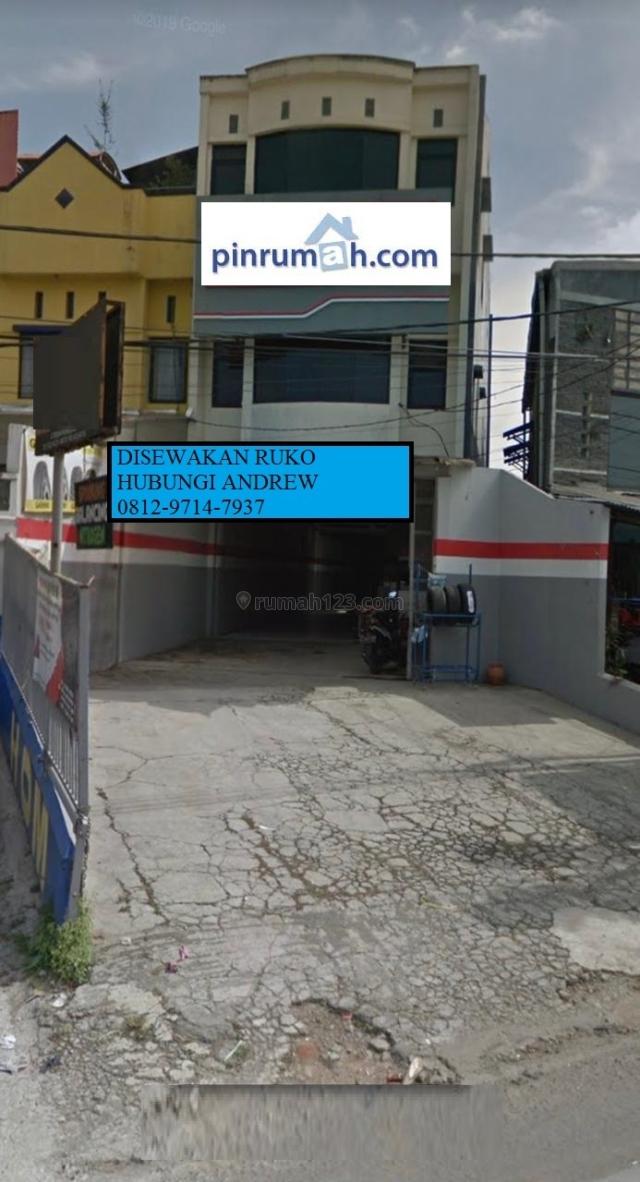 RUKO SIAP PAKAI DI PASIRKOJA LT 370 m2 (HUB : 081280069222) ANDREW PR 32139, Pasir Koja, Bandung