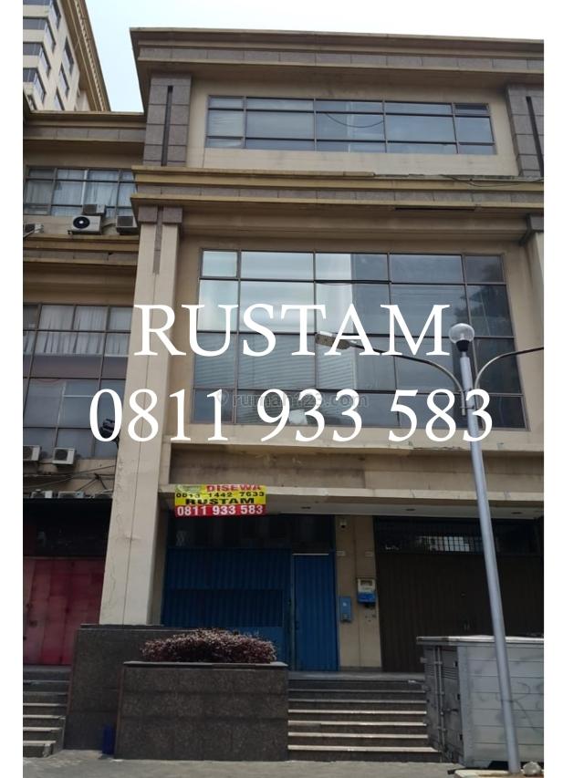 Ruko Orion Dusit Mangga Dua Lokasi Bagus Pusat Usaha Harga Nego, Mangga Dua, Jakarta Barat