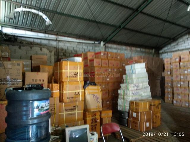 Ruko + gudang, Ancol, Jakarta Utara