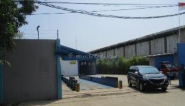 Pabrik BAGUS 50 x 163 @ Kapuk Raya, Kapuk, Jakarta Utara