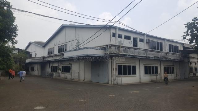 Ex Pabrik Garment, Kotabumi, Tangerang