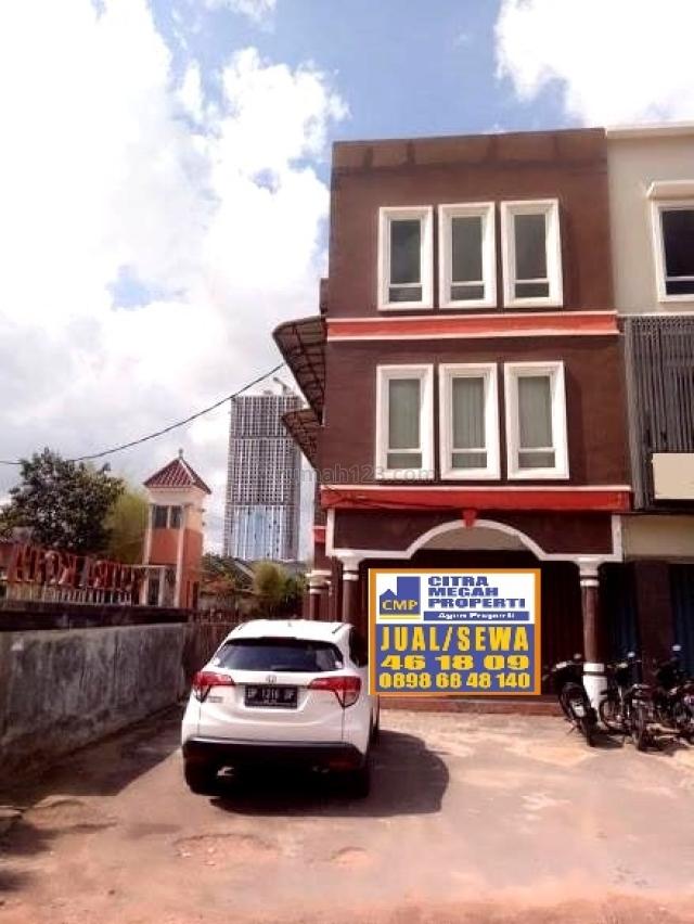 Ruko Batam 3 Lantai Hook di Lokasi Strategis Batam Center, Batam Centre, Batam