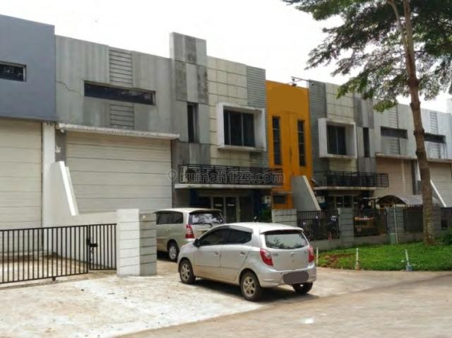 Gudang Taman Tekno BSD fasilitas lengkap dan tempat strategis, BSD, Tangerang