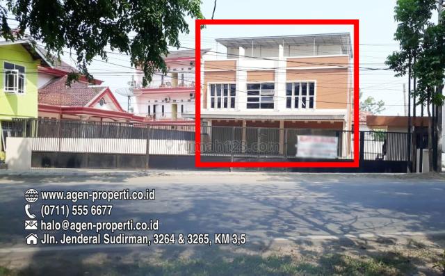 Ruko 3 Unit Gandeng Jln Alamsyah Ratu Prawiranegara Poligon Palembang, Ilir Barat I, Palembang