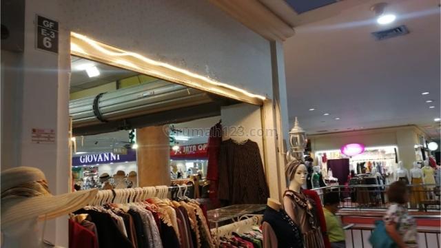 SPESIAL UNTUK ANDA! Kios Strategis untuk Usaha FASHION ANDA di BTC MALL, Pasteur, Bandung