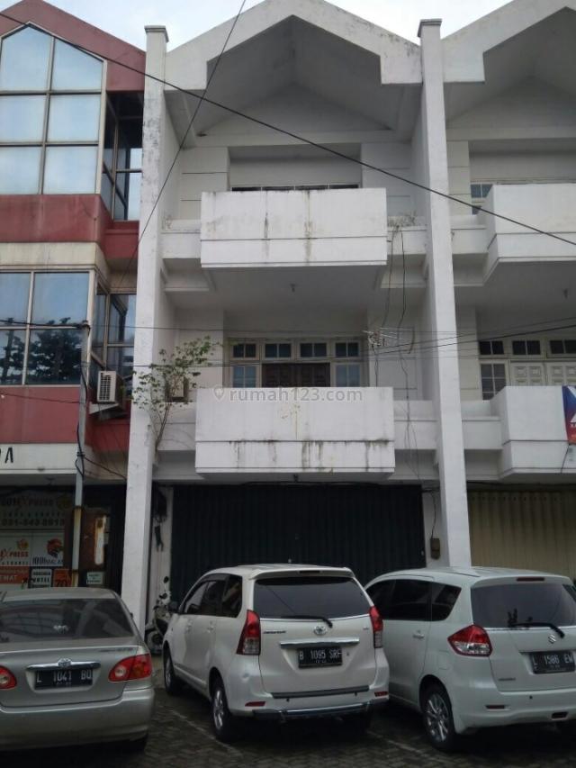 Ruko Jemursari Siap Huni, Berlokasi di Jalan Raya Jemursari, Strategis Poll Dekat A Yani, Rungkut, Wonokromo, Jemursari, Surabaya
