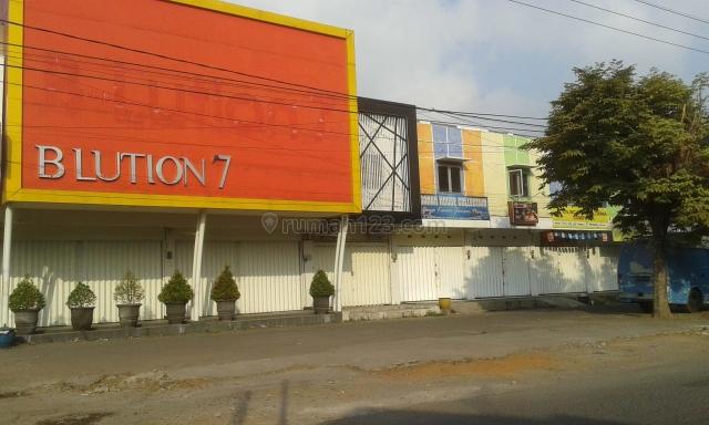 Ruko 2 lantai Danau Toba strategis dikawasan pusat keramaian kota Malang, Sawojajar, Malang