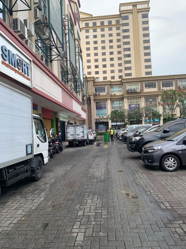 ruko siap huni harga miring, Mangga Dua, Jakarta Barat
