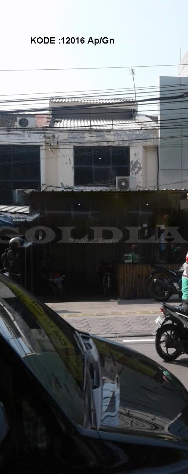 KODE :12016(Ap/Gn) Ruko Sunter, Strategis, Luas 5x17 Meter, Sunter, Jakarta Utara