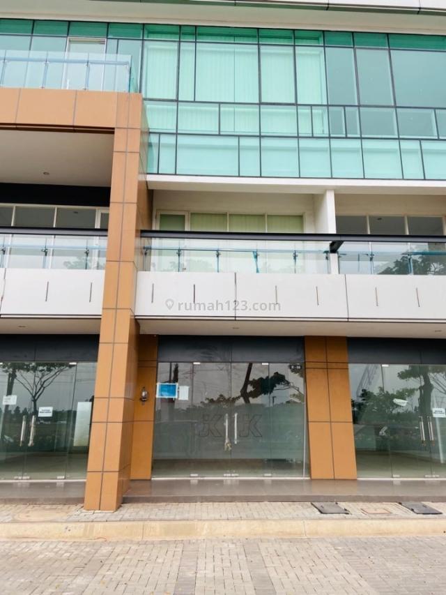 Ruko Boulevard yg Strategis diapit dgn Aeon mall & Kampus ATMAJAYA, BSD The Icon, Tangerang