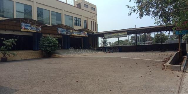 Tanah dan bangunan, raya narogong, dekat VIDA/Binus School, pinggir jalan raya,, Bekasi Kota, Bekasi