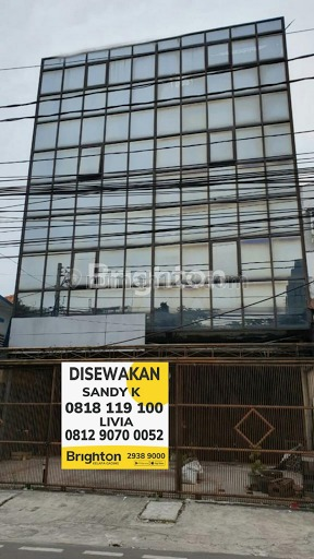 Ruko Gandeng 4 lantai di Jakarta Pusat, Kartini, Jakarta Pusat