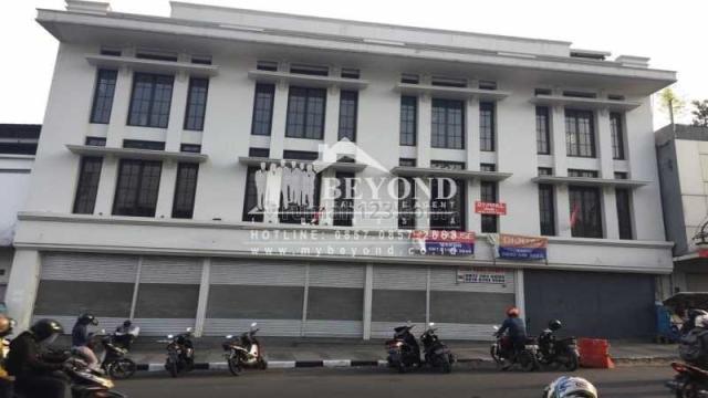 RUKO STRATEGIS TENGAH KOTA 4 LANTAI HARGA BERSAHABAT DAERAH NARIPAN BANDUNG, Asia Afrika, Bandung