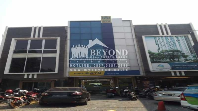 RUKO STRATEGIS DAERAH RAMAI PADAT PENDUDUK USAHA APAPUN COCOK PHH MUSTOFA BANDUNG , Cicaheum, Bandung