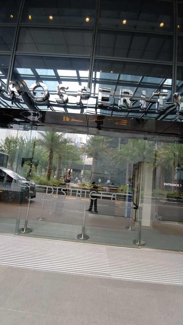 Sewa Prosperity Tower SCBD - Office Space, SCBD, Jakarta Selatan