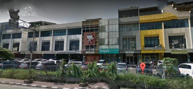 Ruko Jalan Raya Mitra Sunter, Sunter, Jakarta Utara