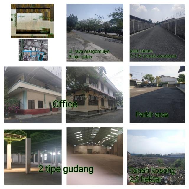 GUDANG MARGOMULYO LANGKA SURABAYA BARAT, Margomulyo, Surabaya
