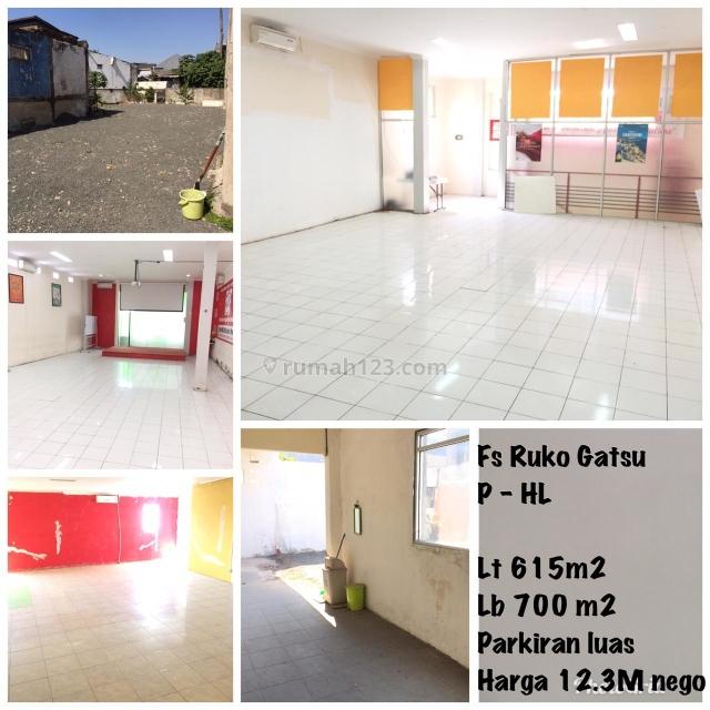 Ruko di Gatoto Subroto Bandung, Gatot Subroto, Bandung