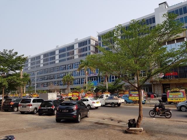 Harga Untuk Paket 2 Ruko Dan 1 Mini Office, Pantai Indah Kapuk, Jakarta Utara