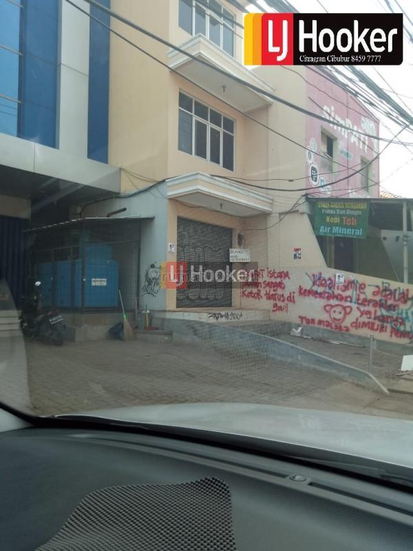 Ruko di Jalan Raya Alternatif Cibubur, Cibubur, Bogor