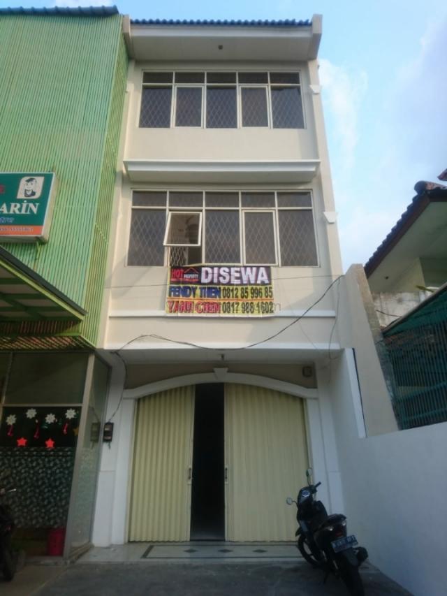 D I S E W A K A N Ruko Taman Palem Lestari, Taman Palem, Jakarta Barat