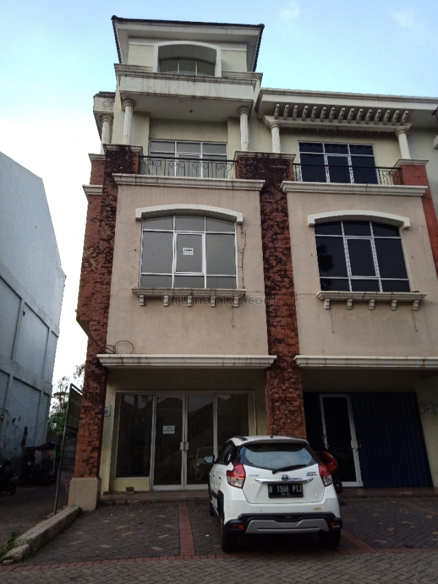 RUKO BERYL GADING SERPONG, Gading Serpong, Tangerang