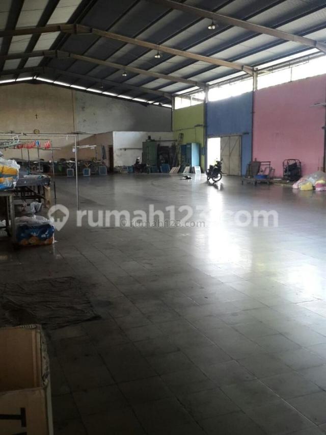 Gudang siap pakai di sayap Kopo, Kiaracondong, Bandung