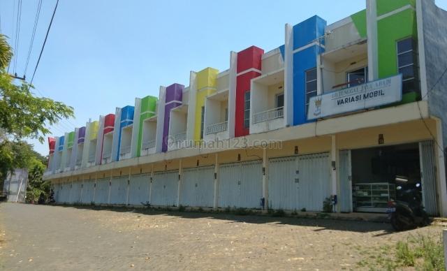 Ruko baru murah di BAndulan Regency Sukun Malang, Sukun, Malang