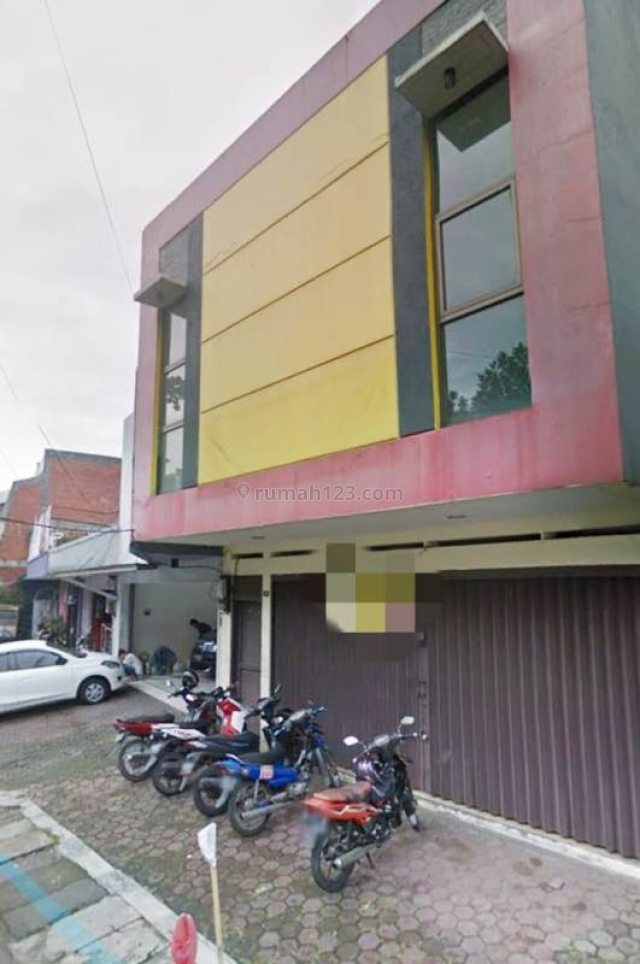 Ruko Bagus Strategis Area Pasirkaliki Gardujati, Gardu Jati, Bandung
