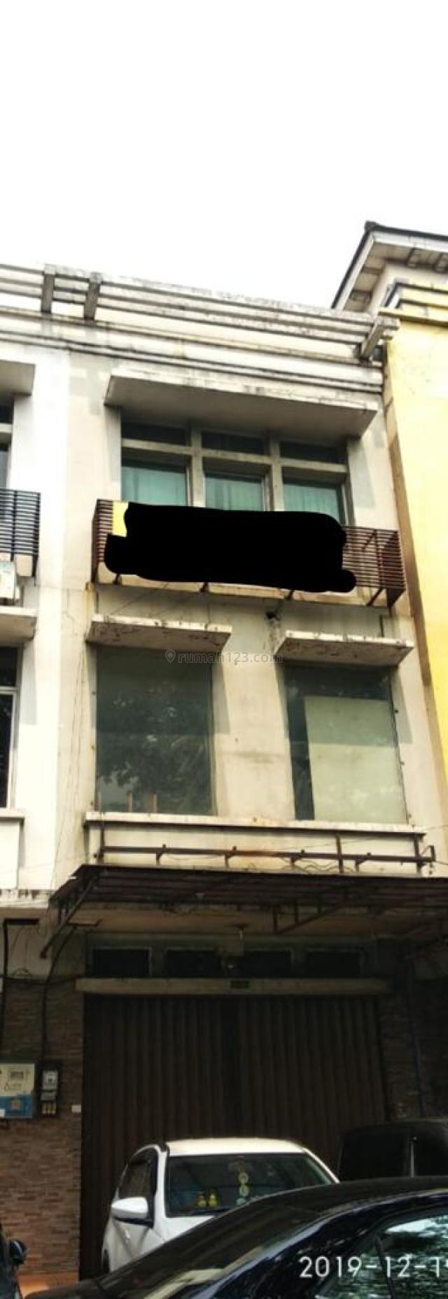 (AS) Ruko 3 lantai di Tol Boulevard BSD 3Lantai, BSD, Tangerang