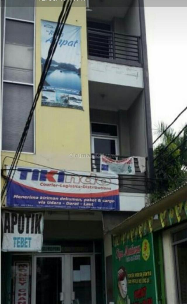 ruko sIap huni, Tebet, Jakarta Selatan