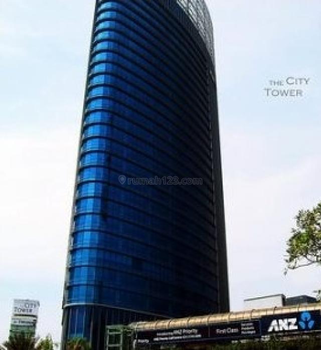 Space Office di The City Tower Sudirman, Sudirman, Jakarta Selatan