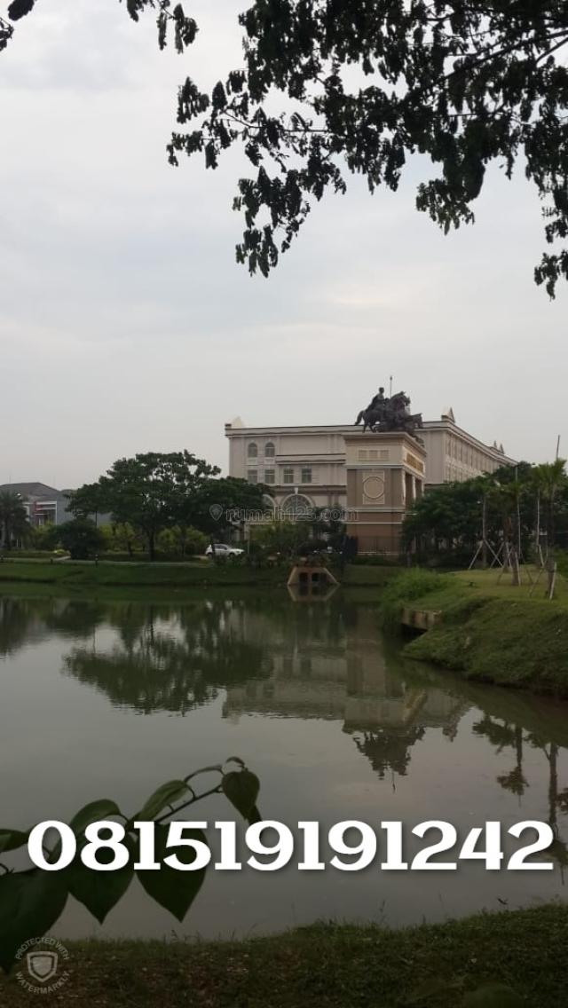 RUKO CROWN GREEN LAKE CITY, Green Lake City, Jakarta Barat