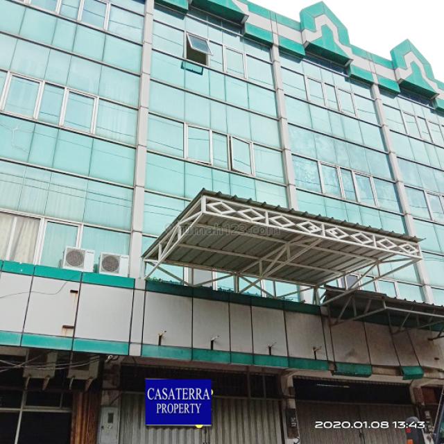 RUKO KARANG BOLONG RAYA UKU 4X18 LOKASI STRATEGIS 4 LANTAI HARGA BAGUS HADAP UTARA NEGO., Ancol, Jakarta Utara