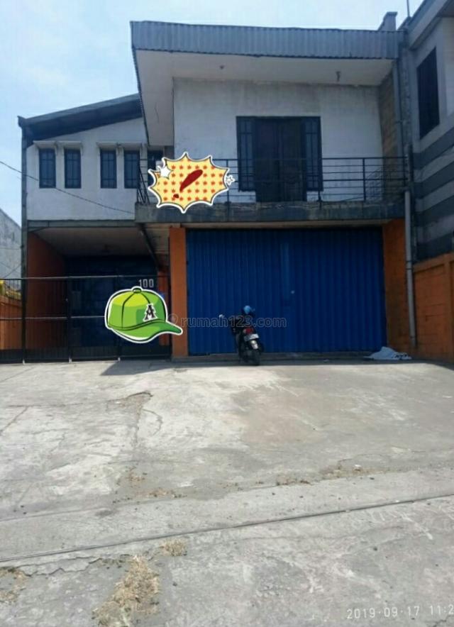 Ruko + gudang murah, Sidoarjo, Sidoarjo