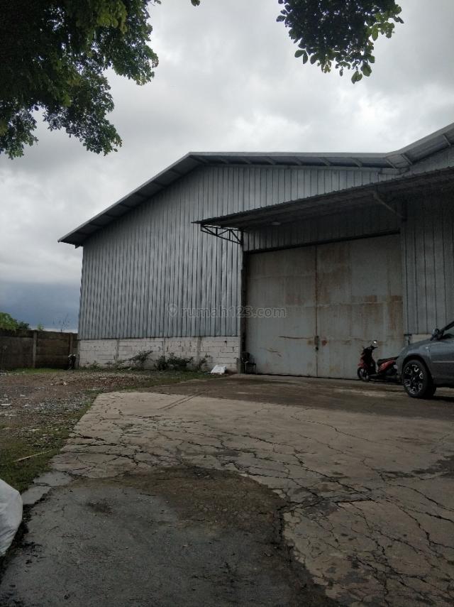 GUDANG DAN INDUSTRI, Kedaung, Tangerang