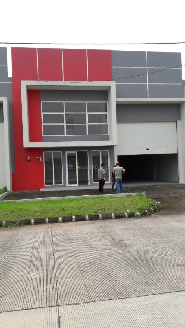 Gudang di Pergudangan Bizpoint, 12x57m2, Tiga Raksa, Tangerang (hub:081315212979), Tigaraksa, Tangerang