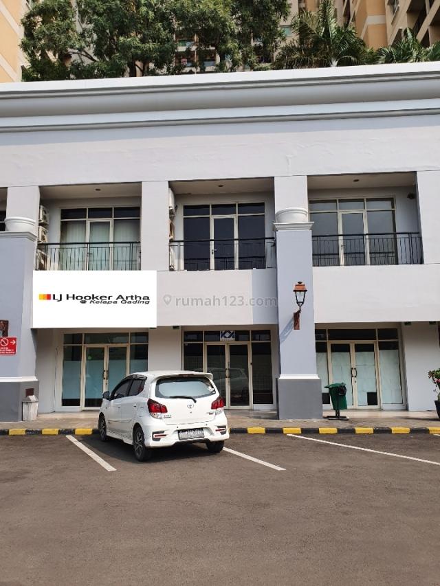 Ruko di Kelapa Gading, City Home, Gading River View, Kelapa Gading Square, MOI, 2 Lantai, Kelapa Gading, Jakarta Utara