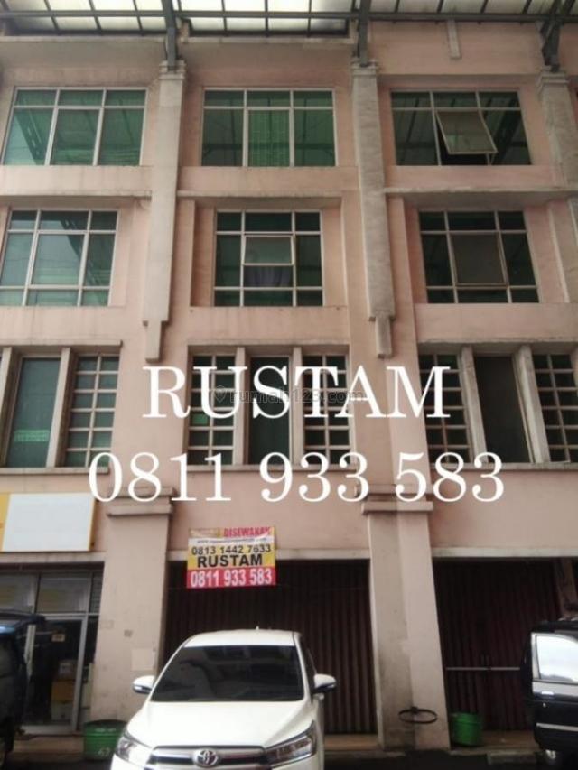 Ruko Mangga Dua Square Lokasi Bagus Pusat Usaha, Mangga Dua, Jakarta Barat