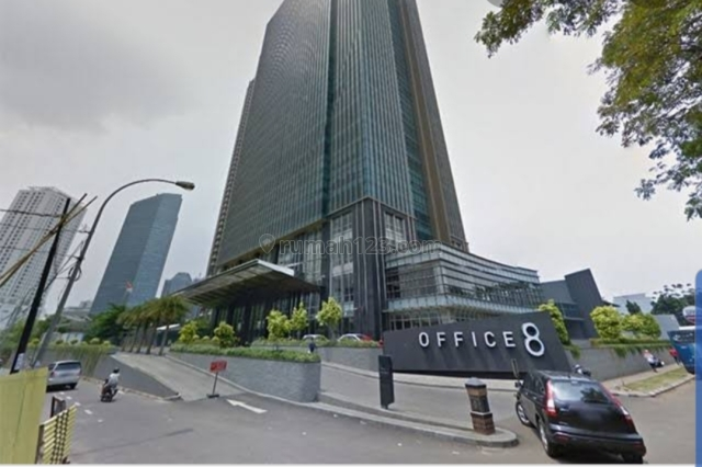 OFFICE 8 @ SENOPATI SCBD 107m UNIT LANGKA Rp 60 JT/M SERTIFIKAT BISA KPR BANK, SCBD, Jakarta Selatan