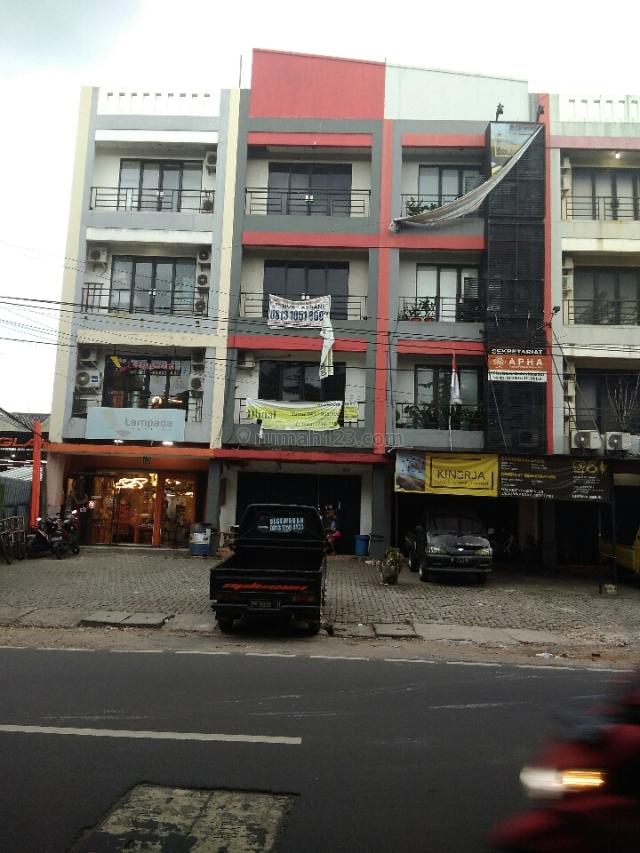 Ruko 4 lantai good invest, Gandaria, Jakarta Selatan