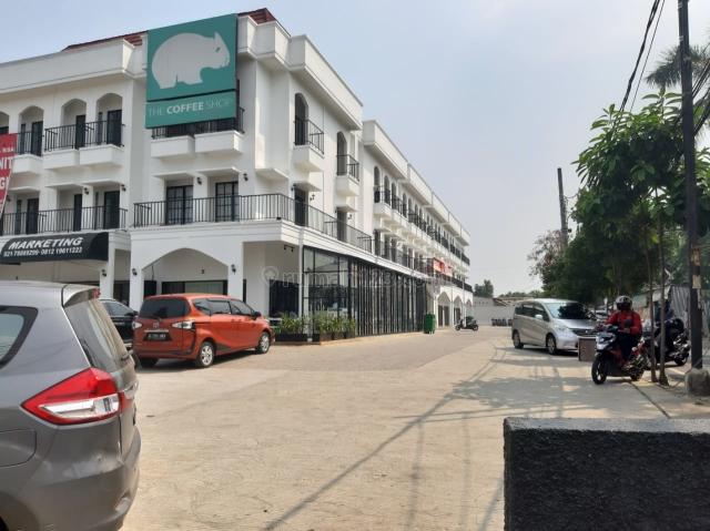 Ruko Brand New di Jagakarsa, cocok untuk usaha, kantor, dll, Jagakarsa, Jakarta Selatan