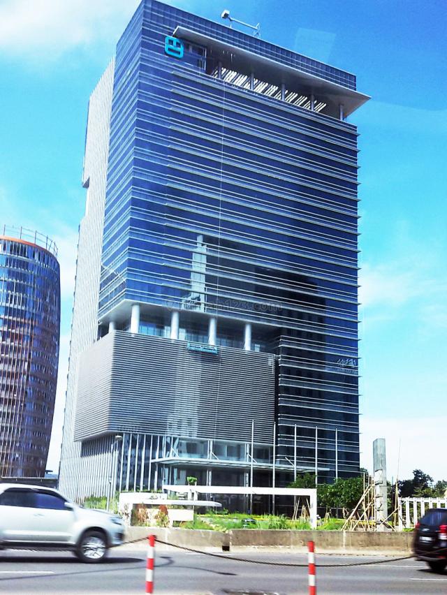 RUANG KANTOR Siap Huni 380 m2 dan TERMURAH di METROPOLINTAN TOWER, TB Simatupang Jakarta Selatan, TB Simatupang, Jakarta Selatan