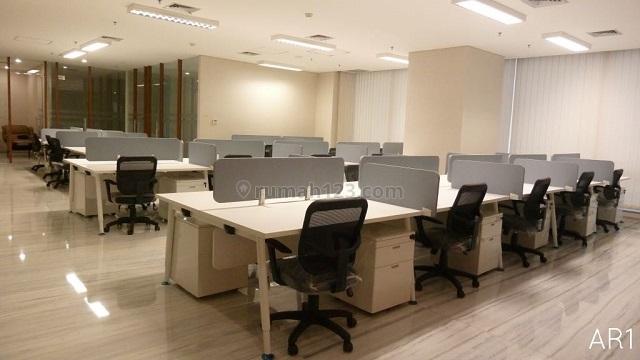 AR1- Premium Office Space in Strategic 88 Kota Kasablanka Office Building, Cassablanca, Jakarta Selatan
