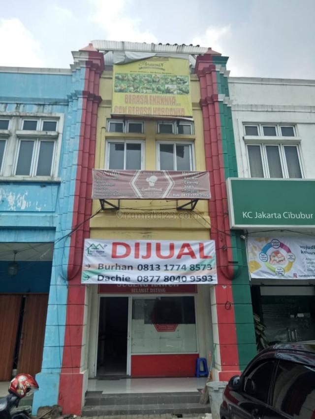 Ruko Strategis Kawasan Niaga Citra Gran Cibubur, Cibubur, Bekasi