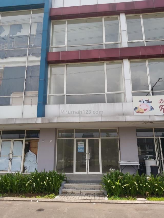 Ruko Murah 3 Lantai Di Suvarna Sutera 45JT pertahunnya, Alam Sutera, Tangerang