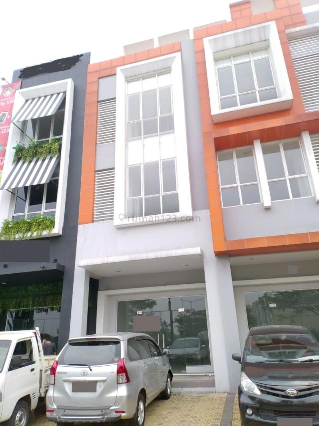 Ruko Darwin 3,5 Lantai Hadap Timur hanya 95 jt pertahunnya, Gading Serpong, Tangerang