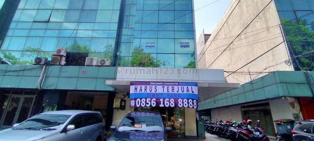 Ruko Ex-Kantor di Danau Sunter, Jakarta Utara, Tanjung Priok, Jakarta Utara