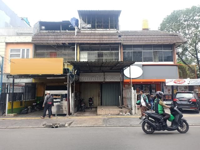 RUKO HOKI 2.5 Lt (Lokasi Strategis) | NON.376, Central Park, Jakarta Barat